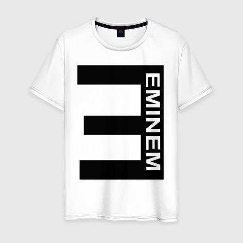 Мужская футболка хлопок Eminem(2)