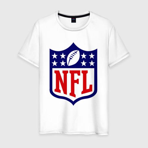 Мужская футболка хлопок NFL