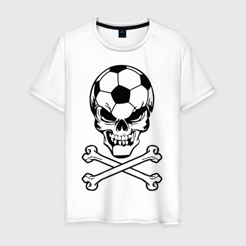 Мужская футболка хлопок Football Ultras (1)