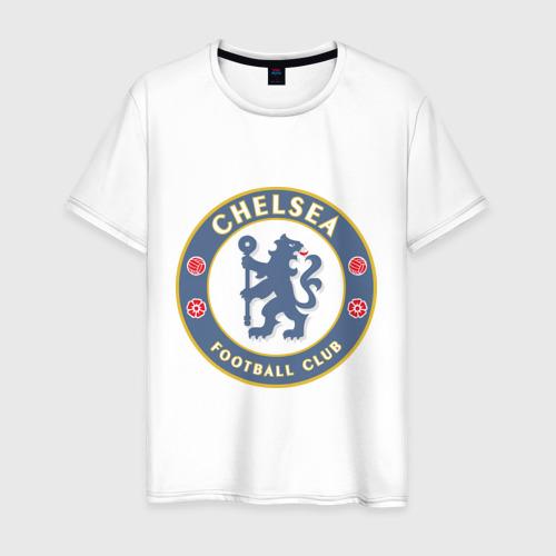 Мужская футболка хлопок Челси