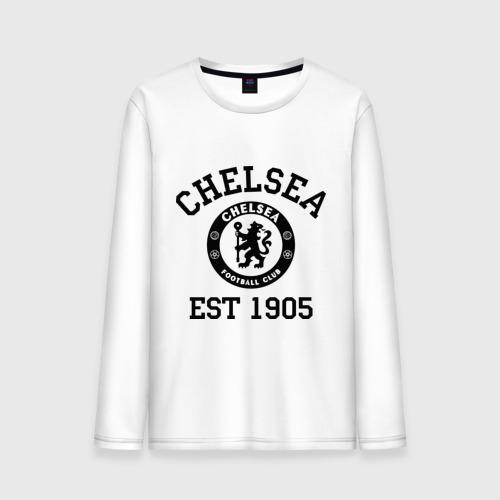 Мужской лонгслив хлопок Chelsea 1905