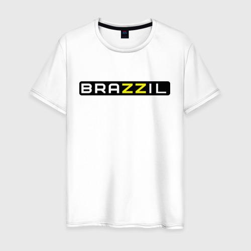 Мужская футболка хлопок Brazzil