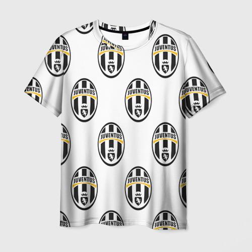 Мужская футболка 3D Juventus