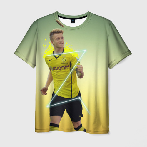 Мужская футболка 3D Marco Reus