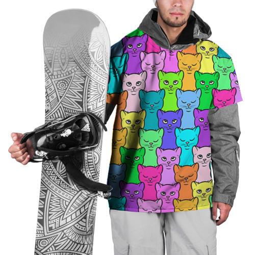 Накидка на куртку 3D Котятушки