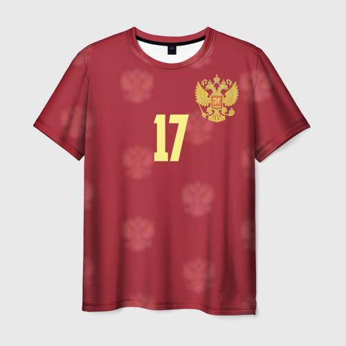 Мужская футболка 3D Олег Шатов