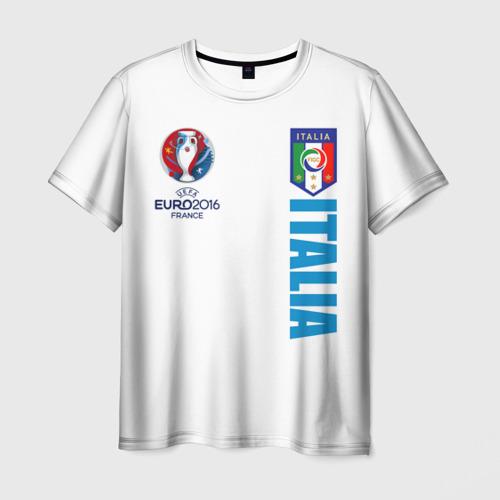 Мужская футболка 3D Евро 2016