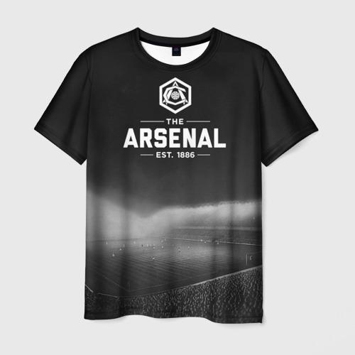 Мужская футболка 3D Arsenal FC