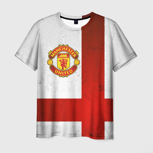 Мужская футболка 3D Manchester United FC