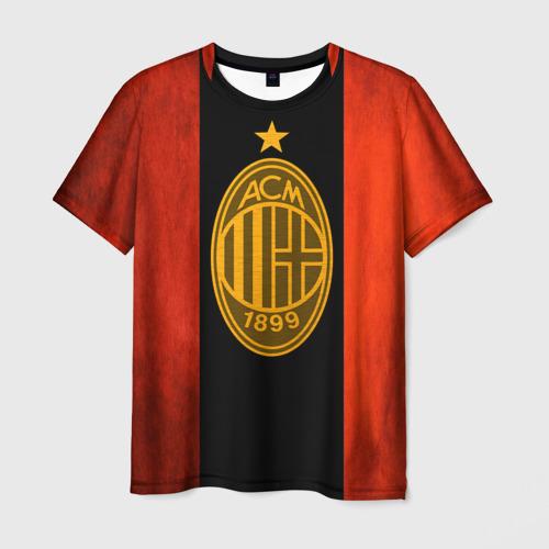 Мужская футболка 3D Milan5