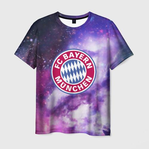 Мужская футболка 3D Бавария