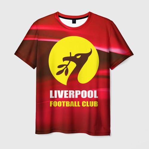 Мужская футболка 3D Liverpool